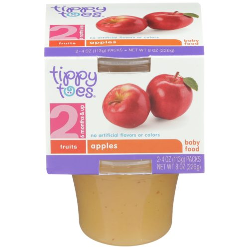 Apple Baby Food Cup