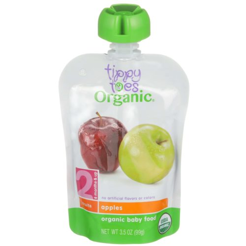 Apple Baby Food Pouch