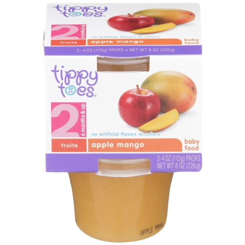 Apple Mango Baby Food Cup