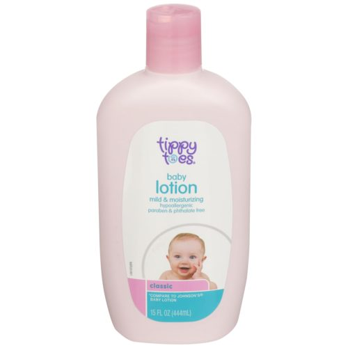 Classic Baby Lotion