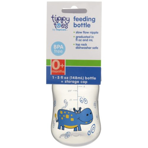 Feeding Bottle with Slow Flow Nipple 5oz
