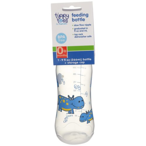 Feeding Bottle with Slow Flow Nipple 9oz
