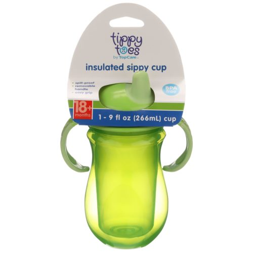 Insulated Sippy Cup 9oz