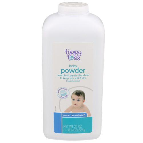 Pure Cornstarch Baby Powder