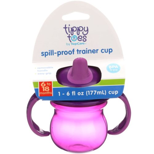 Spill-Proof Trainer Cup 6oz