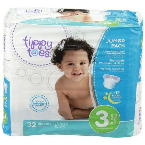 Ultrafit Diaper Jumbo Pack Size 3