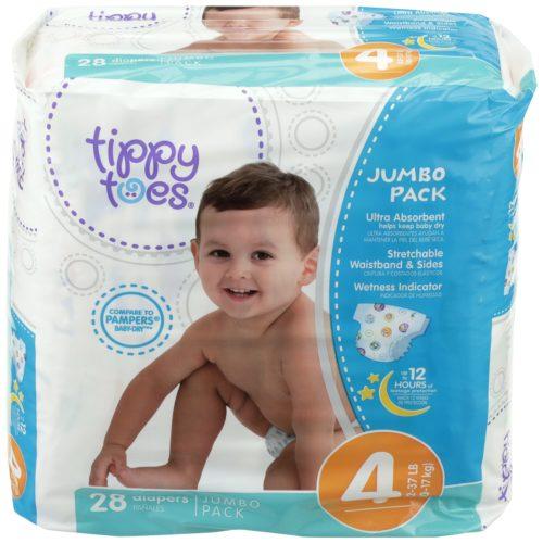 Ultrafit Diaper Jumbo Pack Size 4