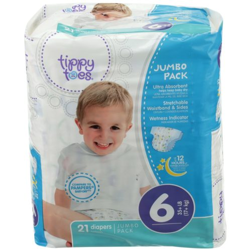 Ultrafit Diaper Jumbo Pack Size 6
