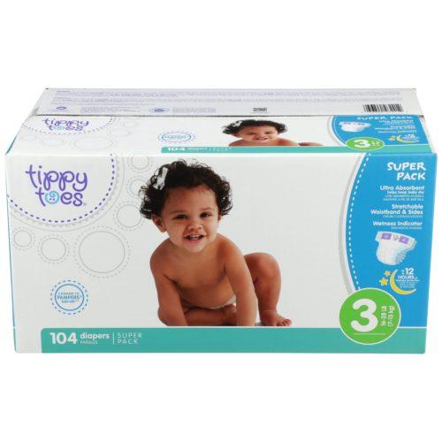 Ultrafit Diaper Super Pack Size 3