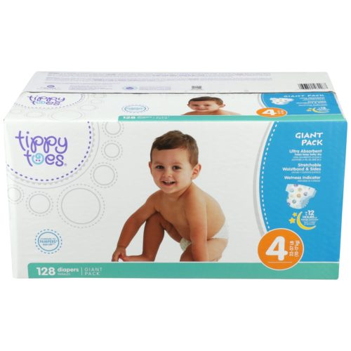 Ultrafit Diapers Giant Pack Size 4