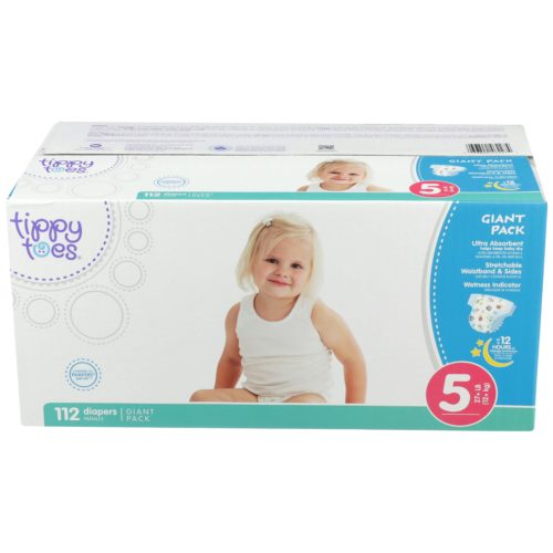 Ultrafit Diapers Giant Pack Size 5
