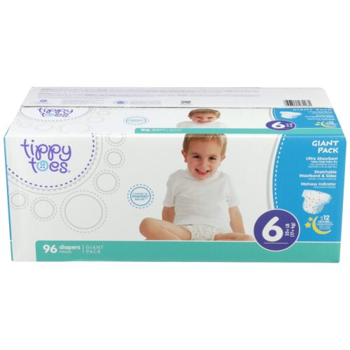 Ultrafit Diapers Giant Pack Size 6