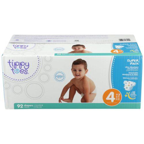 Ultrafit Diapers Super Pack Size 4