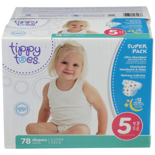 Ultrafit Diapers Super Pack Size 5