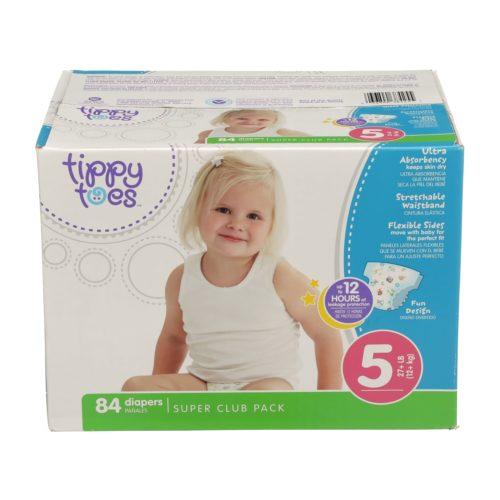 Ultrafit Diaper Super Club Pack Size 5